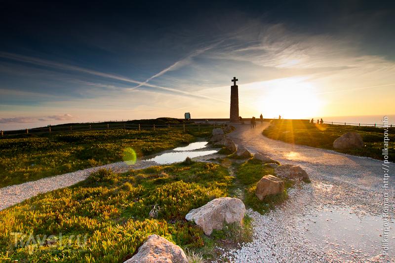 Мыс Рока (Cabo de Roca), Португалия / Фото из Португалии