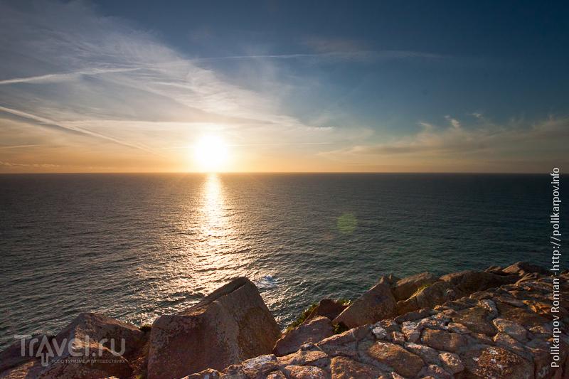 Край Земли: мыс Рока (Cabo de Roca) / Фото из Португалии