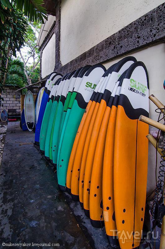 Зарисовки о Бали. Снова серфинг / Индонезия