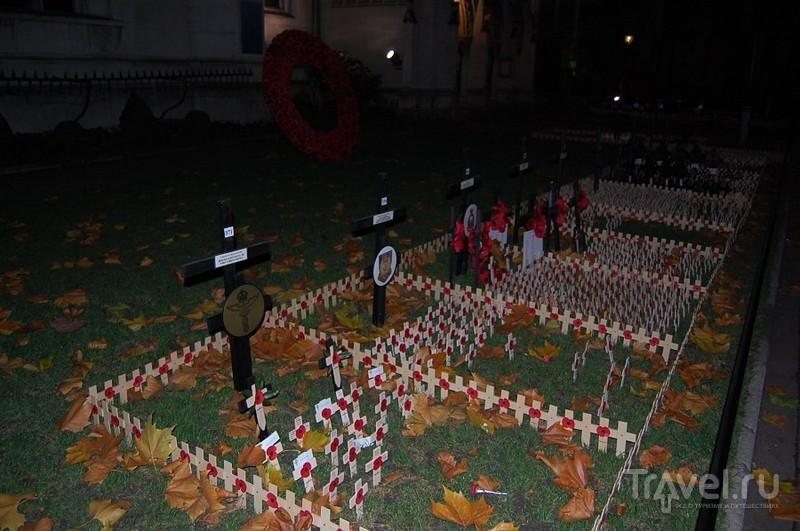 Remembrance Day, Лондон / Великобритания
