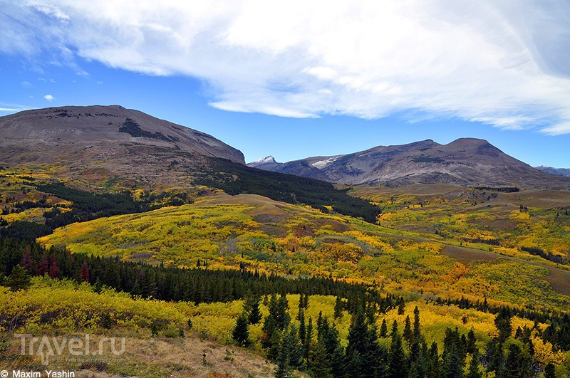USA: Glacier National Park / Фото из США