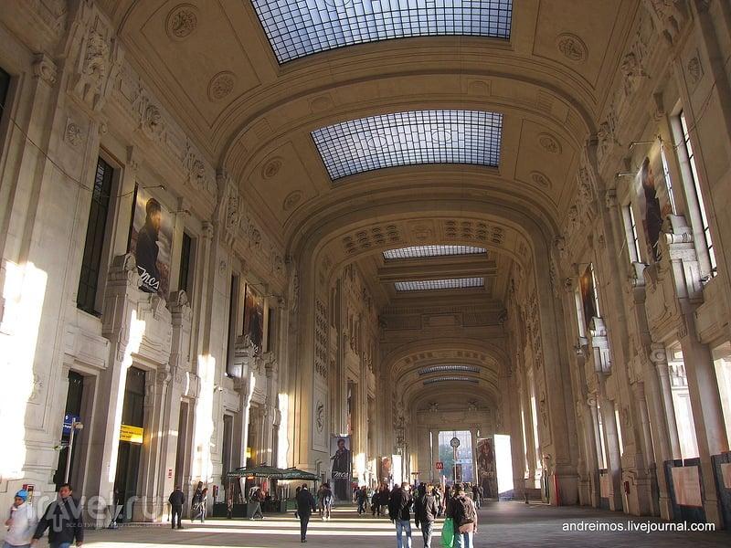 Один день в Милане / Италия