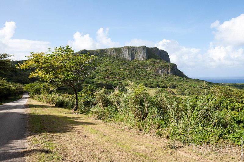 Suicide Cliff на Сайпане, Марианские острова / Фото с Марианских островов