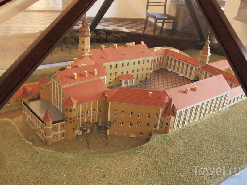 Несвижский замок: от ренессансной фортеции к барочному дворцу / Белоруссия