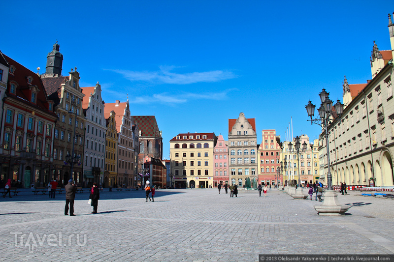 Выходные во Вроцлаве / Фото из Польши