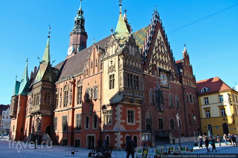 Исторический музей Вроцлава, Польша / Фото из Польши