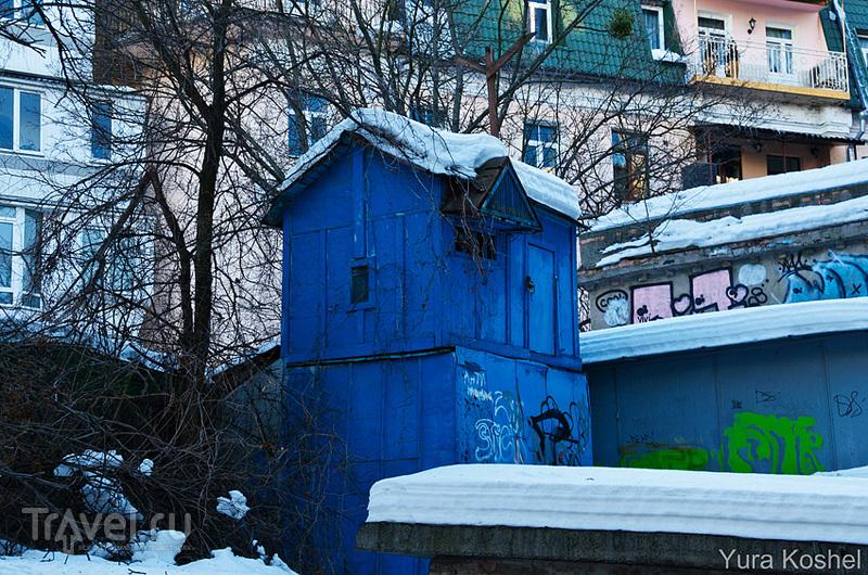 Новогодний Киев / Украина