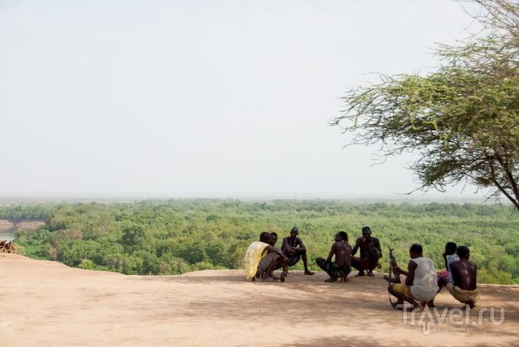 Один мой день в деревне племени Каро / Фото из Эфиопии