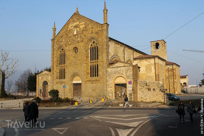 Прекрасный Бергамо / Фото из Италии