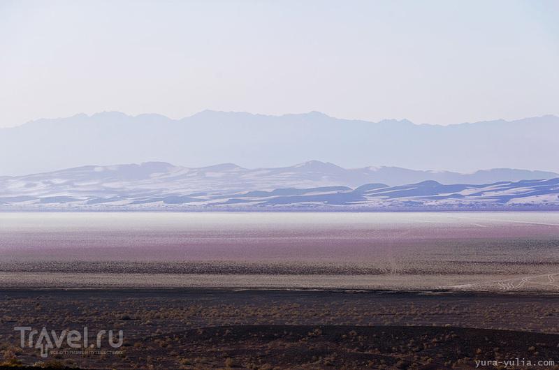 В пустыне Маранджаб, Иран / Фото из Ирана