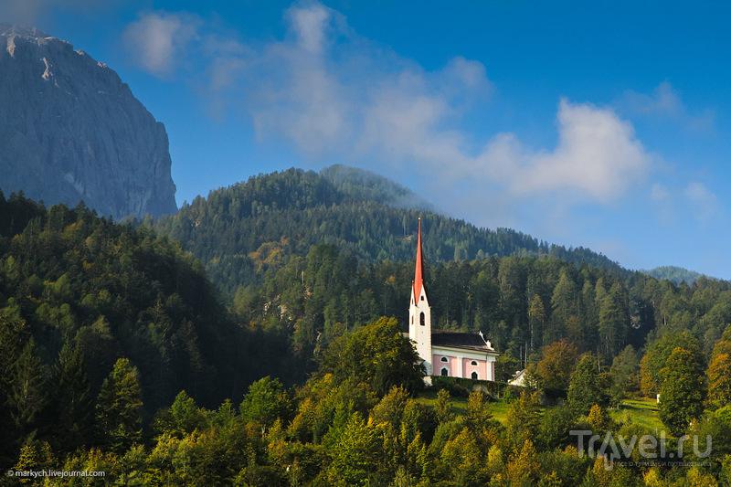Приходская церковь Святого Ульриха в Лаванте, Австрия / Фото из Австрии