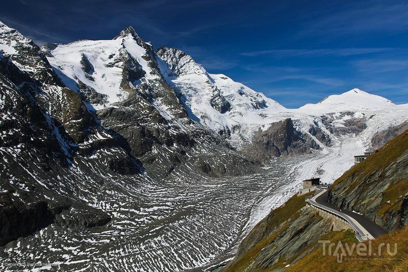 Ледник Пастерце, Австрия / Фото из Австрии