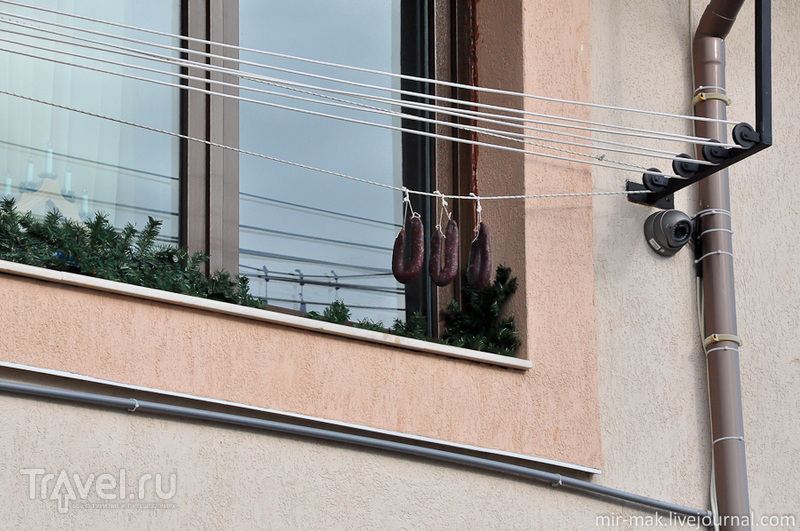 Несебыр, зимний сон / Фото из Болгарии