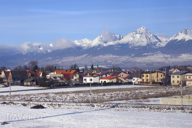 Штрбске-Плесо / Словакия