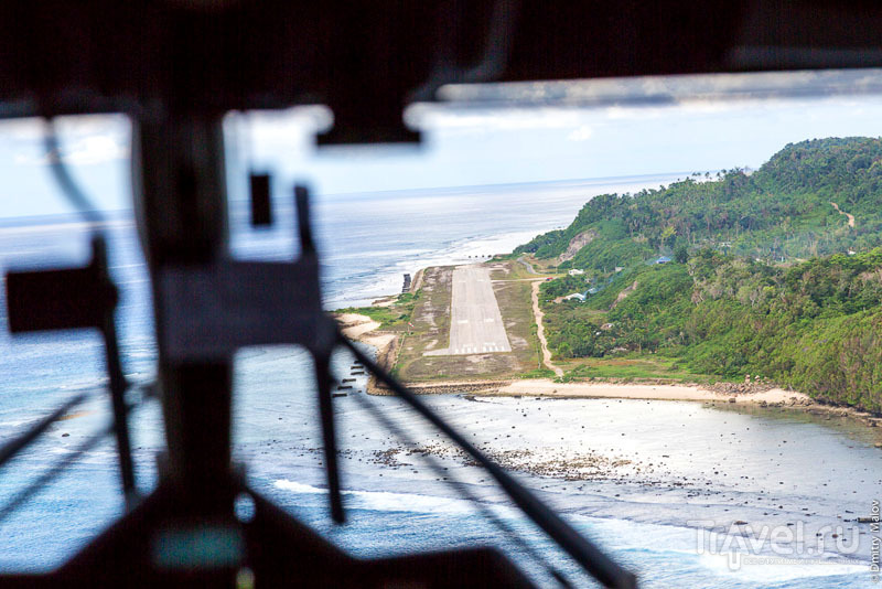 Pointe Vele Airport (IATA: FUT, ICAO: NLWF) / Фото с островов Уоллис и Футуна