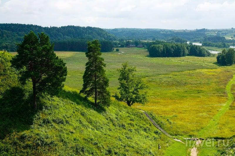 Примечательности Литвы - день из Вильнюса / Литва