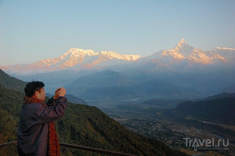 Аннапурна и Мачапучаре для ленивых / Непал
