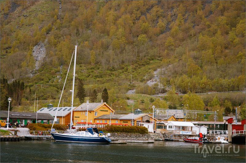 Высокогорная электричка / Норвегия