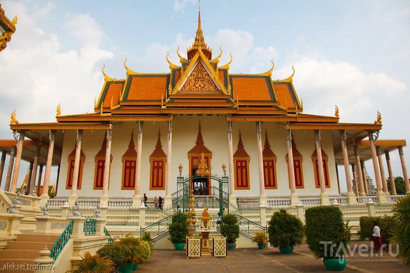 Серебряная пагода в Пномпене, Камбоджа / Фото из Камбоджи
