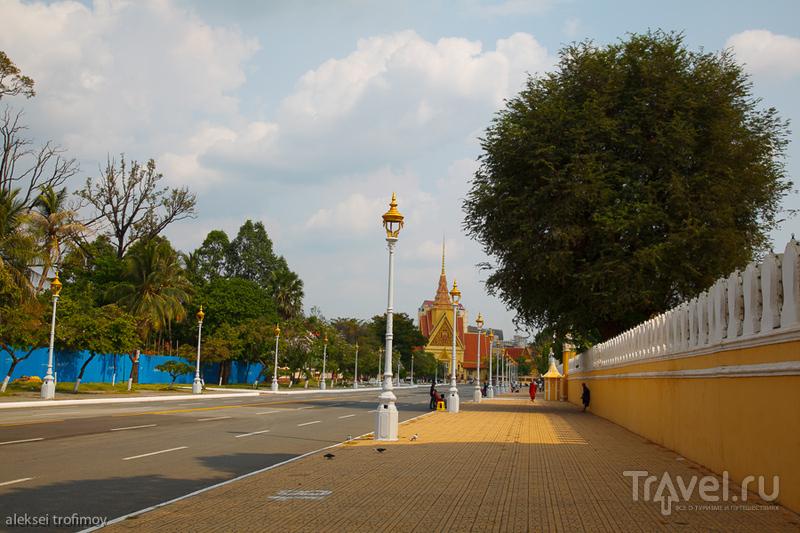 Камбоджа: королевский Пномпень / Фото из Камбоджи