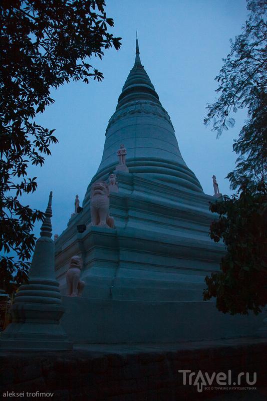 Храм Ват-Пхном / Фото из Камбоджи