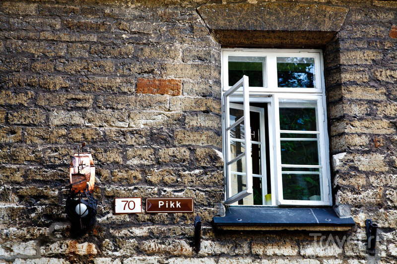 Улица Пикк в Таллине, Эстония / Фото из Эстонии