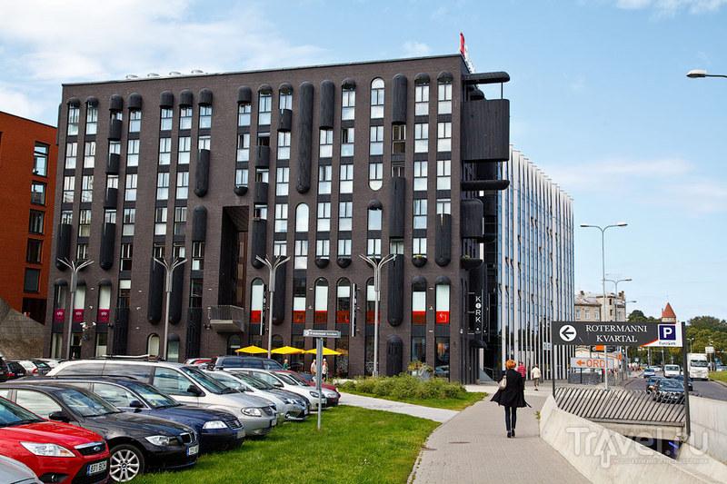 Квартал Ротерманни в Таллине, Эстония / Фото из Эстонии
