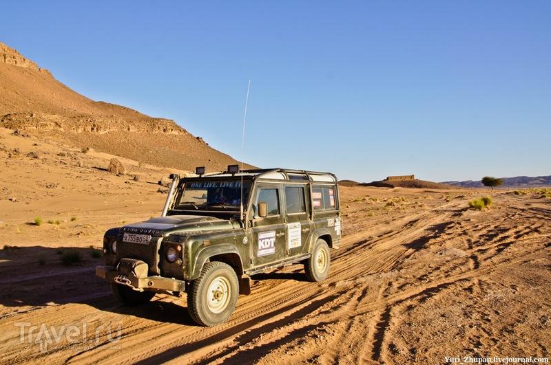 За краем света. Пустыня Сахара / Фото из Западной Сахары