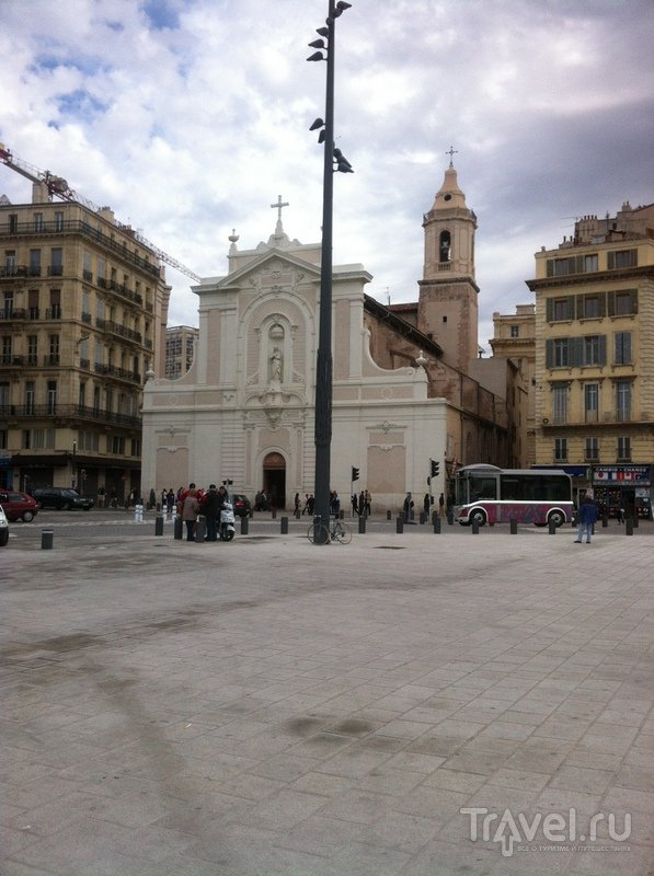 Марсель - город из фантазии / Франция