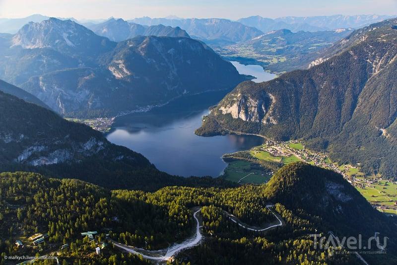 Плато Дахштайн, Австрия / Фото из Австрии