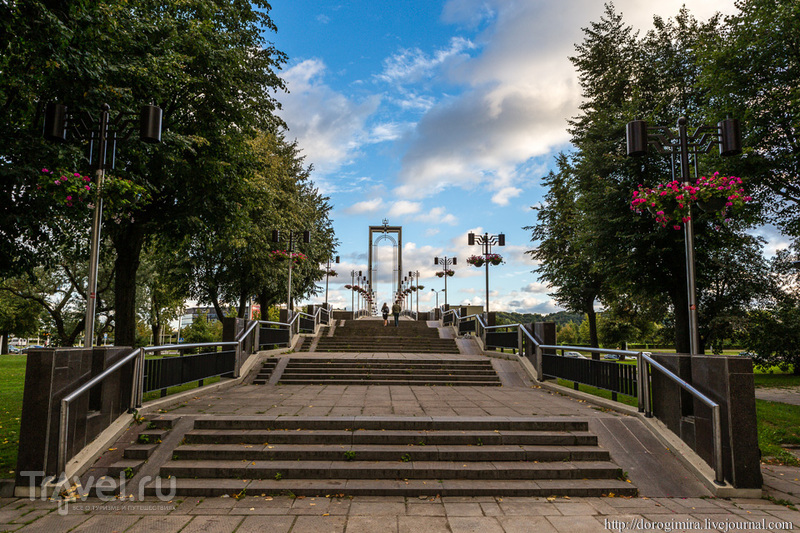 Каунас. Наскоком / Фото из Литвы