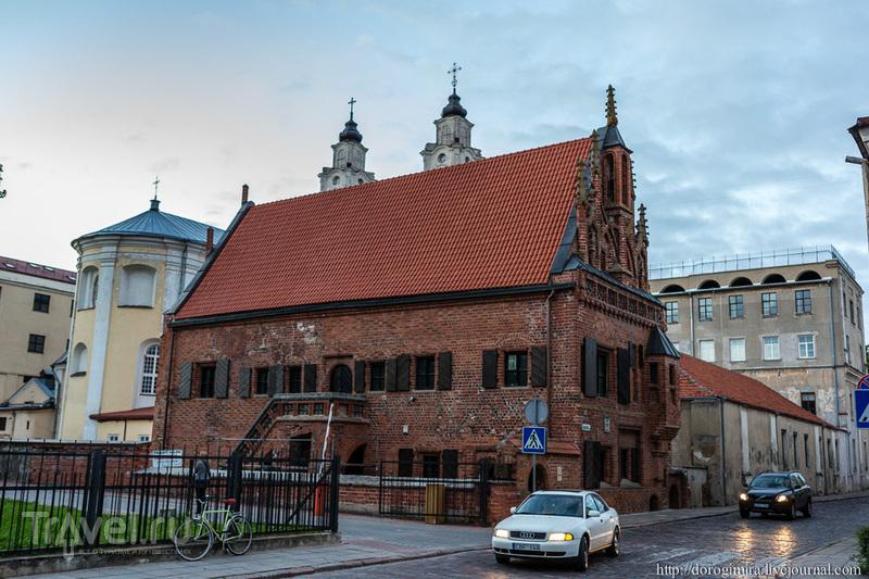 Дом Перкуна в Каунасе, Литва / Фото из Литвы