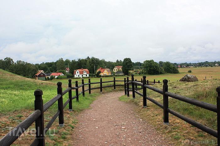 Курганы Старой Уппсалы. Вход в Вальгаллу / Швеция