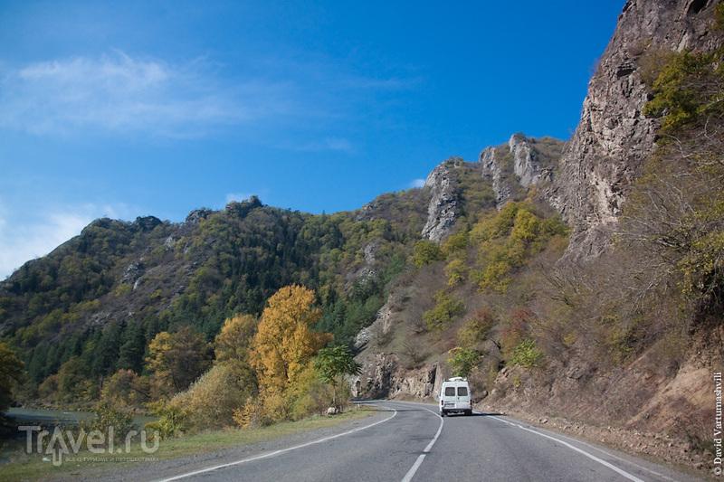 Дорога из Боржоми в Ахалцихе / Грузия