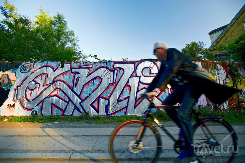 Велосипедная столица Европы / Дания