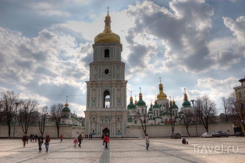 Собор Святой Софии в Киеве, Украина  / Фото с Украины
