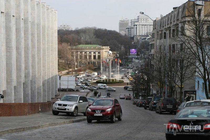 Европейская площадь в Киеве, Украина  / Фото с Украины