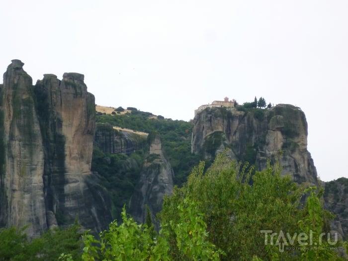 Осеннее путешествие в Метеоры / Греция