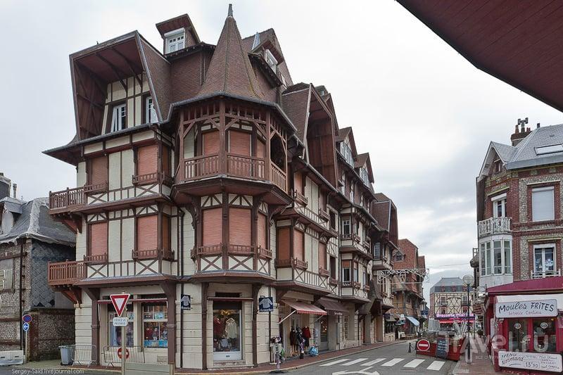 Этрета / Фото из Франции