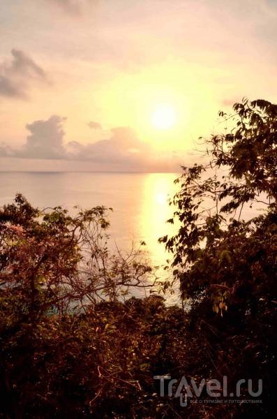 Воспоминания о Симиланских островах / Таиланд
