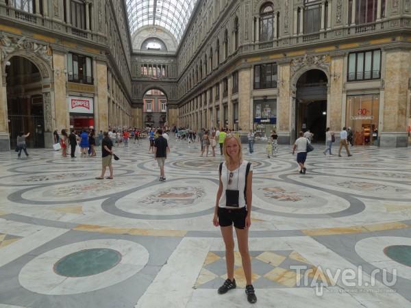 Воспоминания о летнем путешествии на машине: остановка Неаполь / Италия