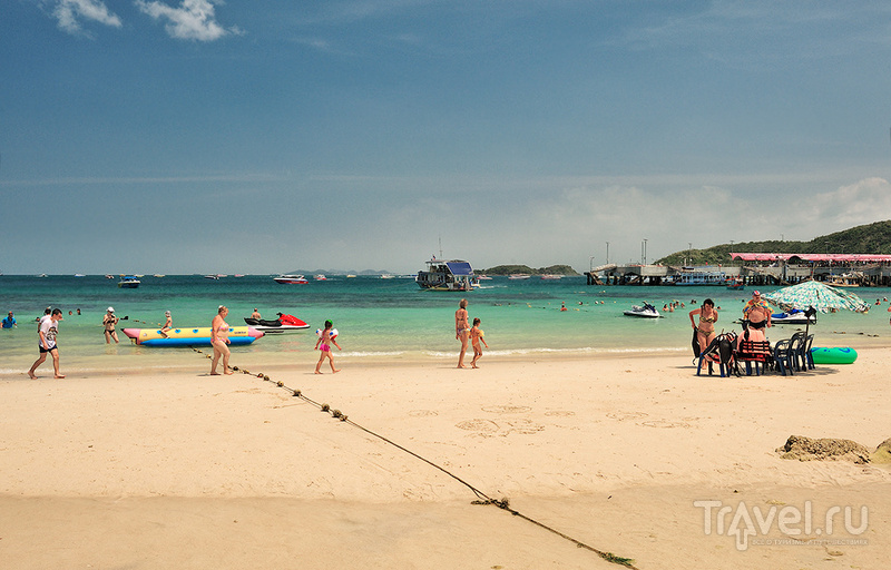 Таиланд. Остров Ко-Лан / Таиланд