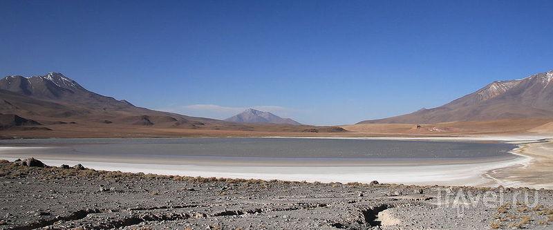 Фотозаметки: лагуны трех вулканов, Боливия / Фото из Боливии