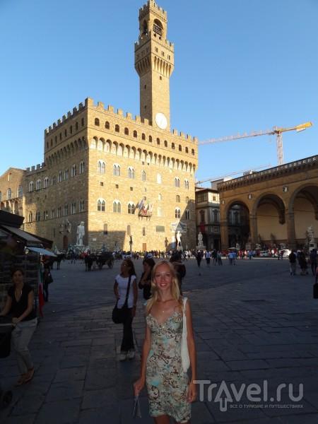 Воспоминания о летнем путешествии на машине: остановка Флоренция / Италия