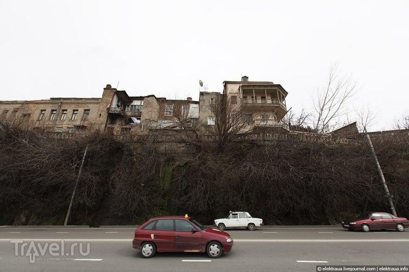 Галопом по Тбилиси / Грузия