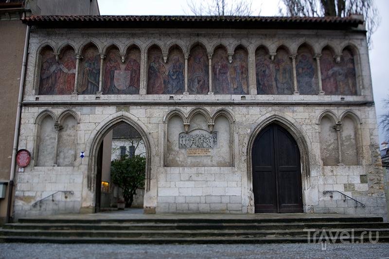 Монастырь святого Эммерама (Kloster Sankt Emmeram) в Регенсбурге, Германия / Фото из Германии