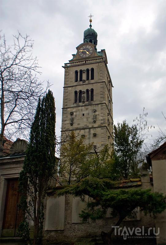 Церковь святого Эммерама в Регенсбурге, Германия / Фото из Германии