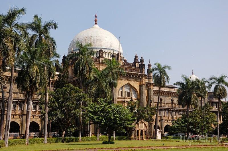Музей Принца Уэльского в Мумбаи, Индия / Фото из Индии