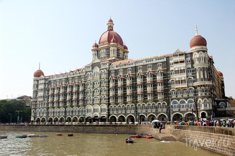 Отель Тадж-Махал в Мумбаи, Индия / Фото из Индии
