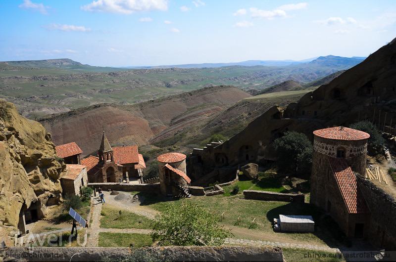 Давидо-Гареджийский монастырский комплекс, Грузия / Фото из Грузии